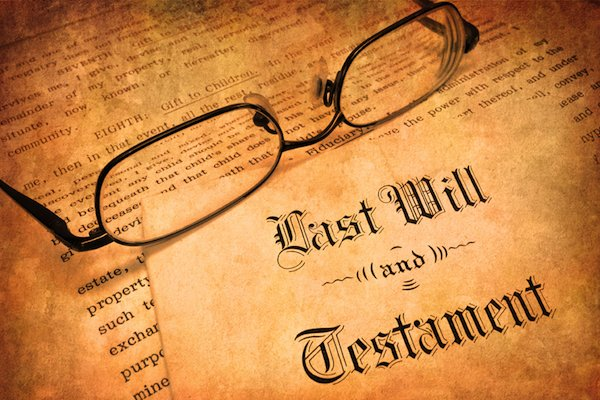 Last will - Milvidskiy Law Group P.C.