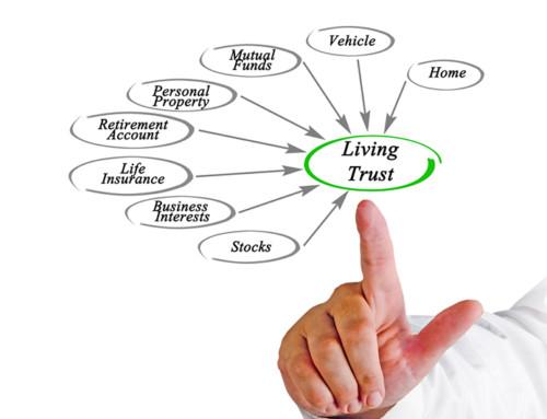 Living Trust Maintenance is Key