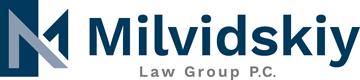 Milvidskiy Law Group P.C. Logo